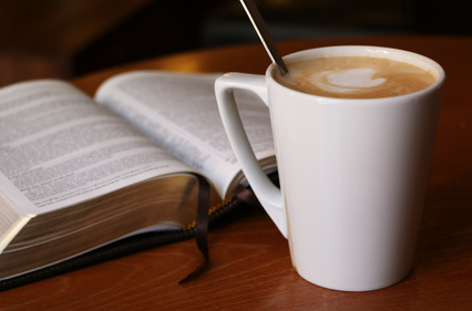 Latte and a Bible