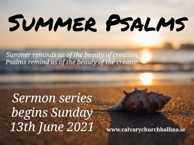 Summer Psalms Promo